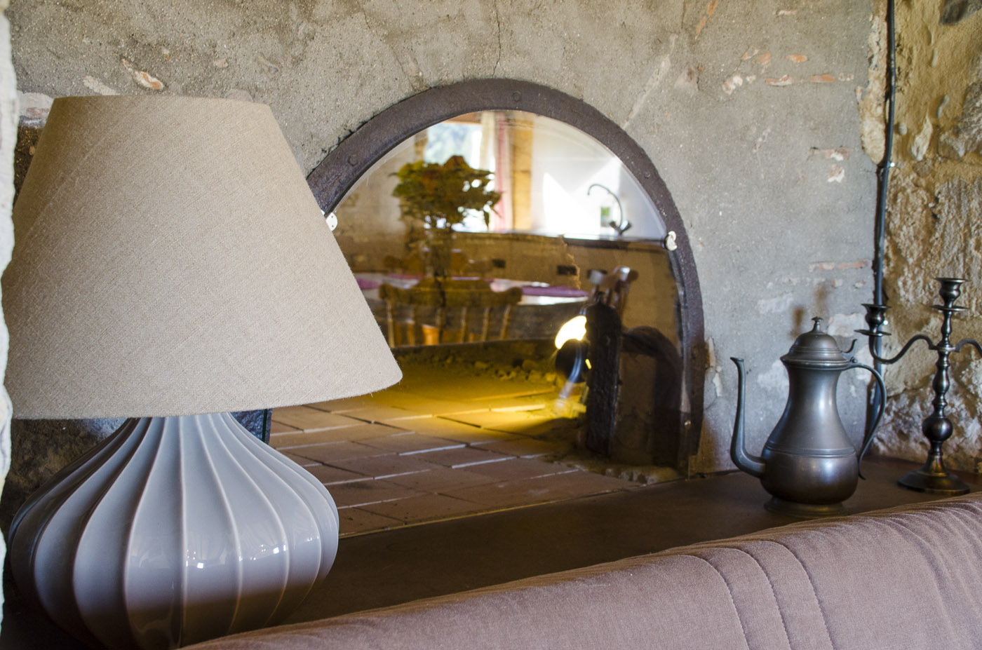 gite in campsite Le Garrit in Dordogne