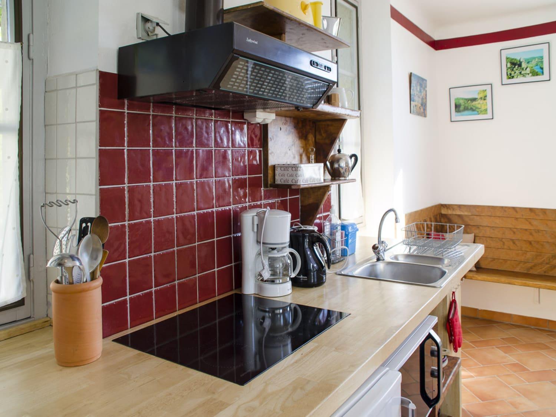 cuisiner gite en Dordogne Périgord cottage in Dordogne