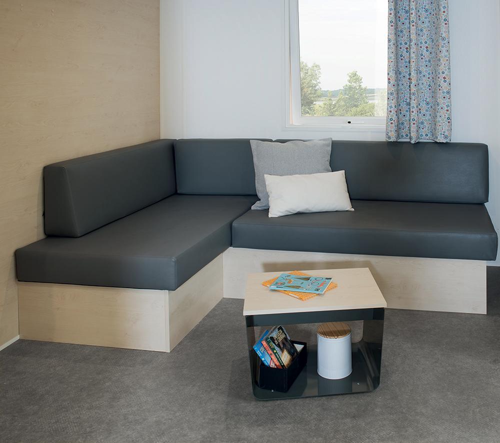 mobil-home 3 chambres en Dordogne