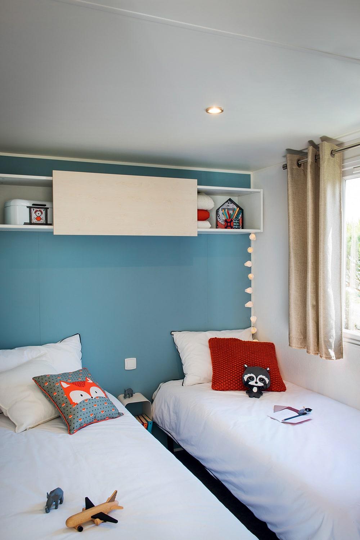 mobil-home 3 chambres simple à saint Cyprien en Dordogne