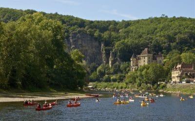 Où pratiquer le canoë en Dordogne ?