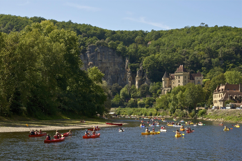 canoë et actualités du camping en Dordogne