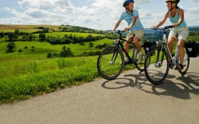 Découvrir la Dordogne à vélo