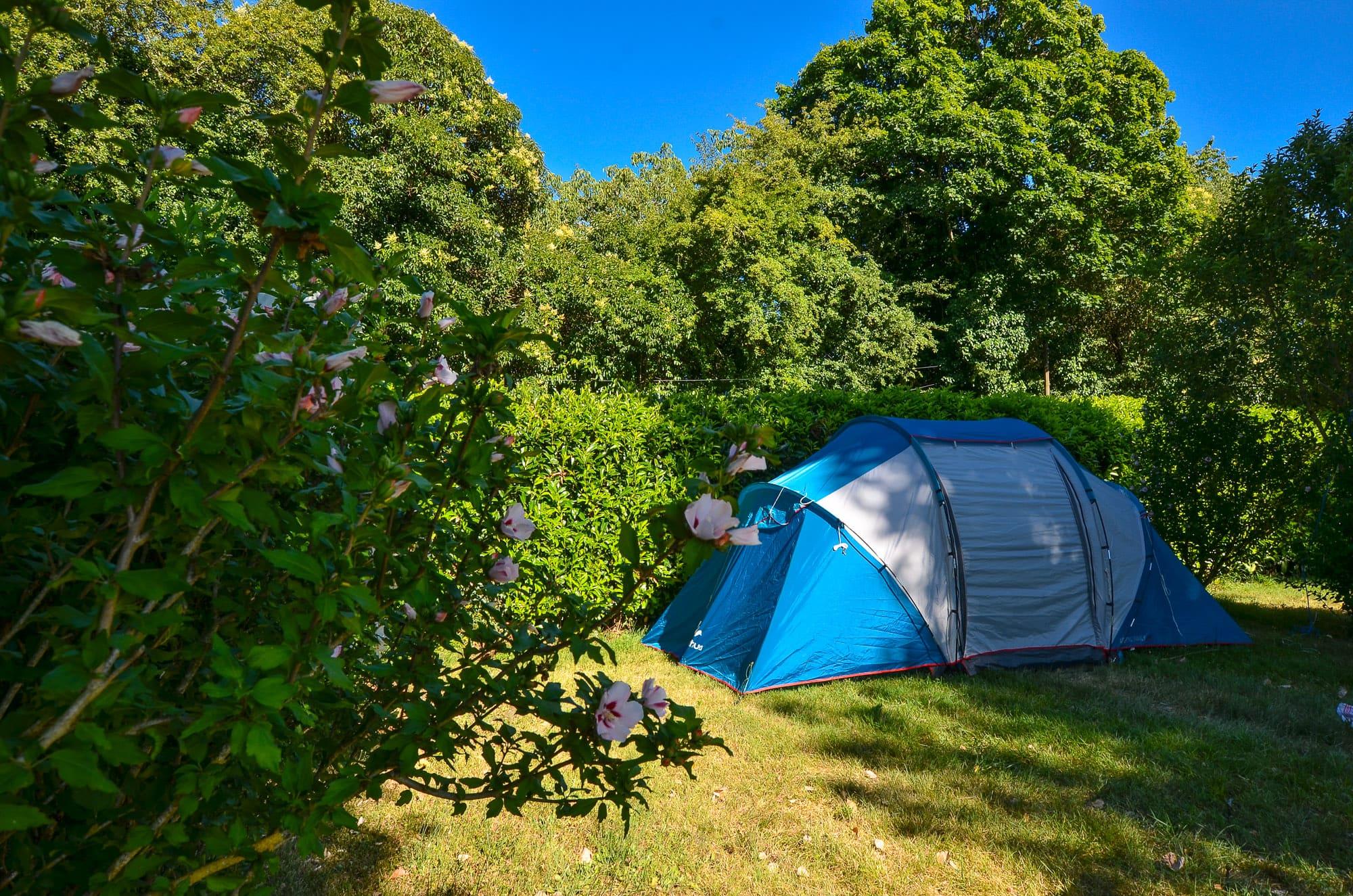 emplacements camping près de Sarlat