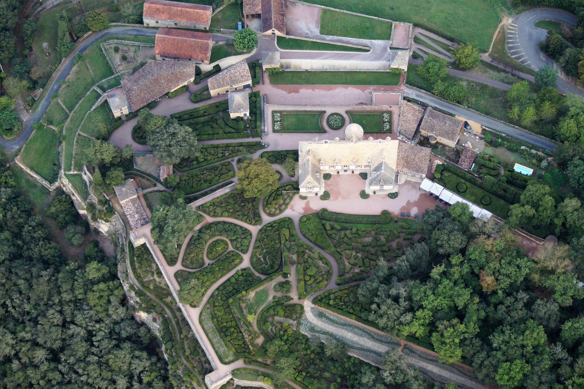Chateau de Marqueyssac Perigord noir