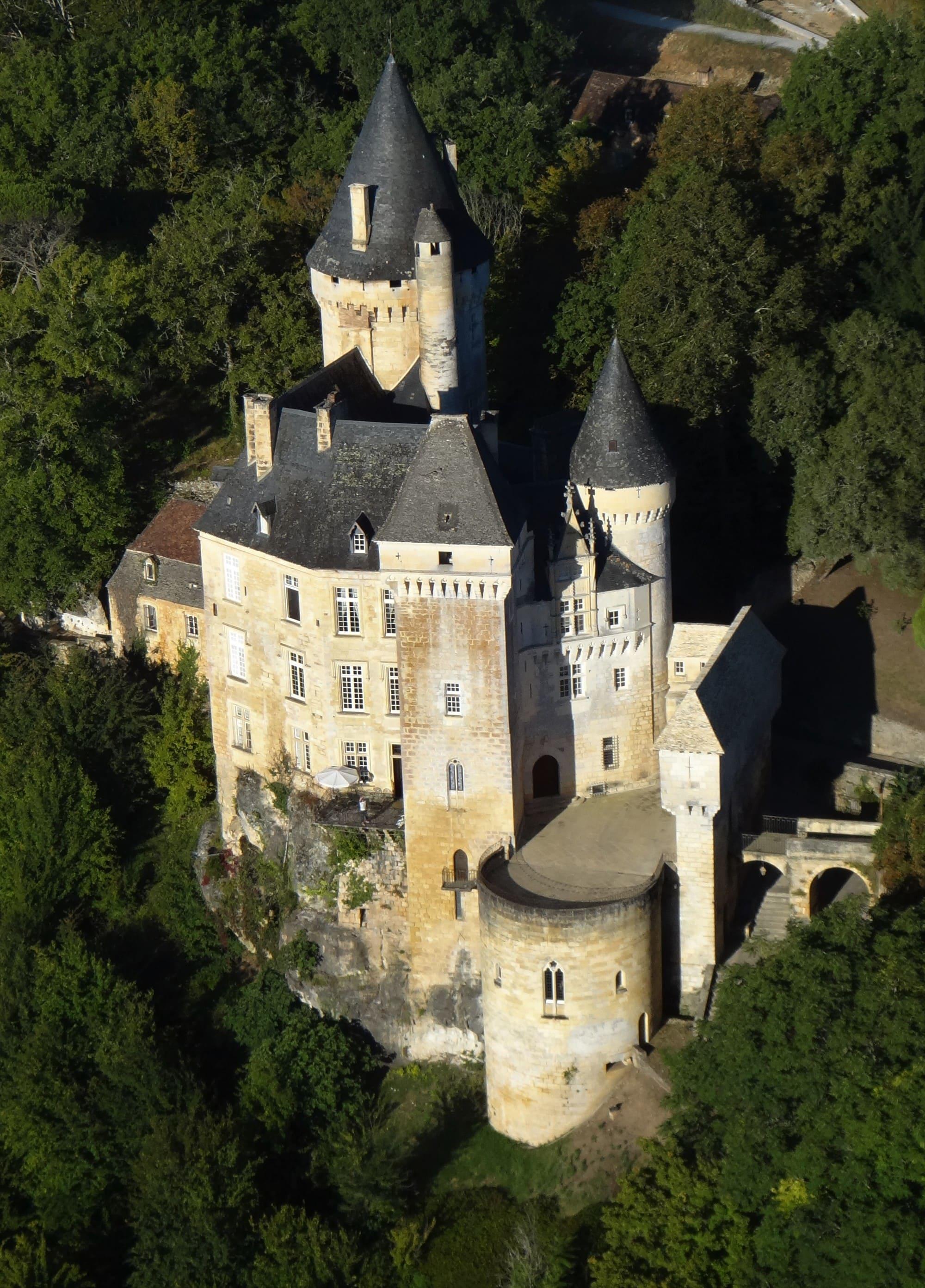 Chateau de la Roque près de Sarlat
