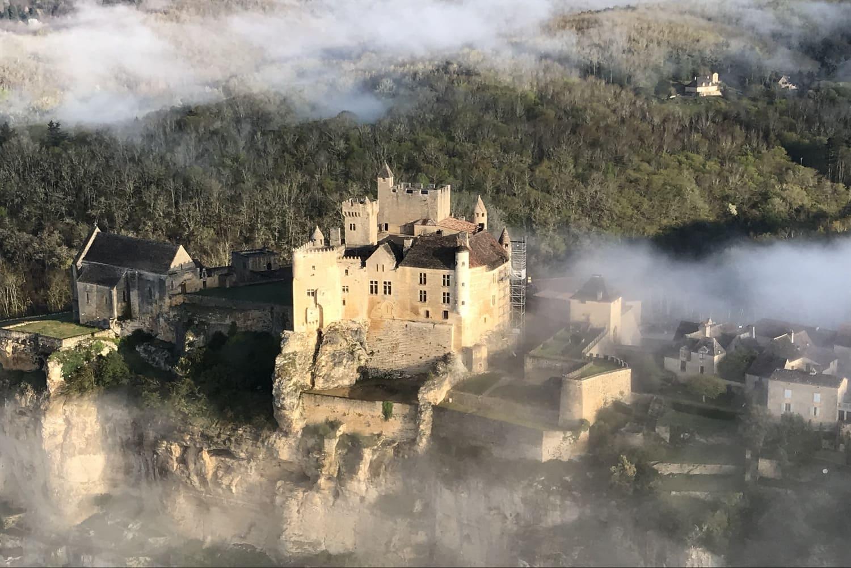 Château de Beynac en Dordogne