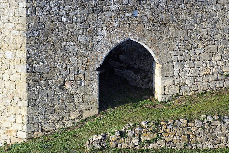 Camping Dordogne porte Château du Roy à Domme