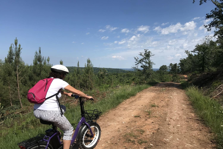 activités sportives sur les chemins de Dordogne