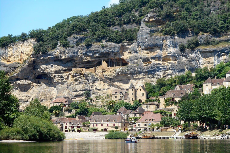 Canoé sur la Dordogne La Roque Gageac